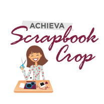 Scrapbook Button